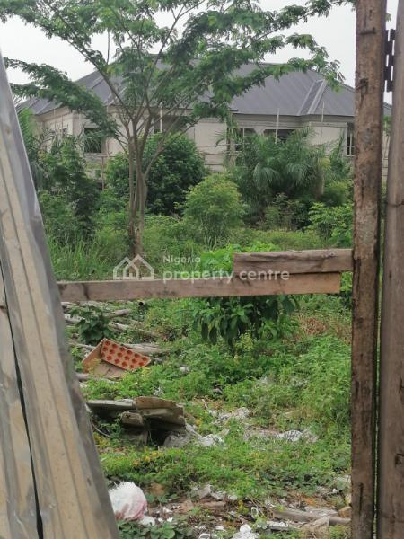 2 Plots of Land Cornerpiece, Sangotedo, Ajah, Lagos, Residential Land for Sale