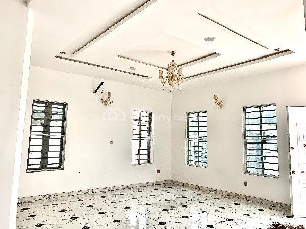 Luxury 4 Bedrooms + 1 Bq Fully Detached Duplex, Chevron Axis/oral Estate, Lekki, Lagos, Detached Duplex for Rent