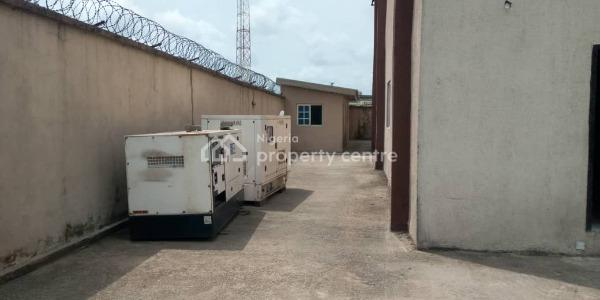 315.68sqm Warehouse with Showroom and Office Spaces, Coker Express By Osodi Express Way, Coker, Surulere, Lagos, Warehouse for Sale