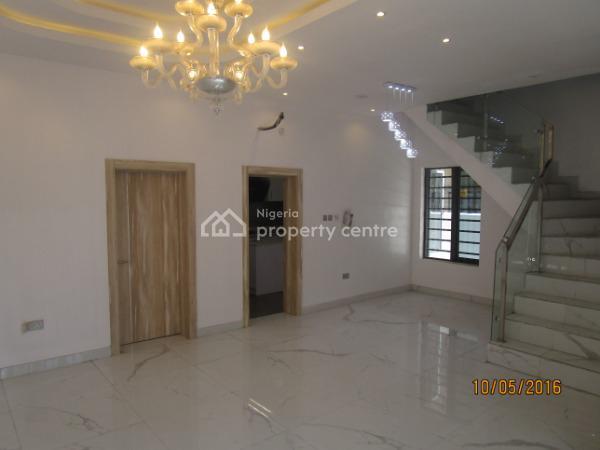 Luxury 4 Bedroom Semi-detached Duplex with Excellent Facilities, Osapa, Lekki, Lagos, Semi-detached Duplex for Sale