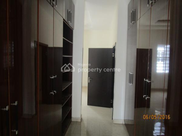 Luxury 5 Bedroom Detached Duplex with Excellent Facilities, Chevron, Lafiaji, Lekki, Lagos, Detached Duplex for Sale