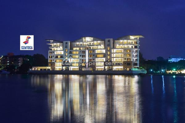 4 Bedroom Smart and  Luxury Waterfront Apartments, Victoria Island, Victoria Island (vi), Lagos, Flat for Sale
