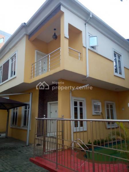 a 5 Bedroom Detached Duplex with Swimming Pool, Gate House & Bq, No 7 Bello Close, Chevy View Estate, Lekki Expressway, Lekki, Lagos, Detached Duplex for Rent