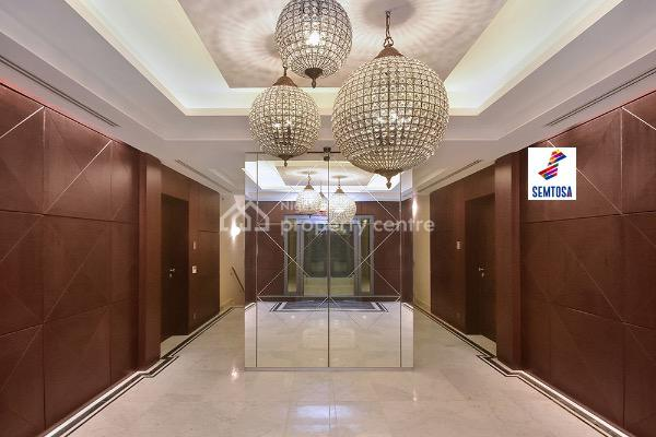 3 Bedroom Smart and  Luxury Waterfront Apartments, Victoria Island (vi), Lagos, Flat for Rent