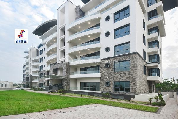 4 Bedroom Smart and  Luxury Waterfront Apartments, Victoria Island (vi), Lagos, Flat for Rent