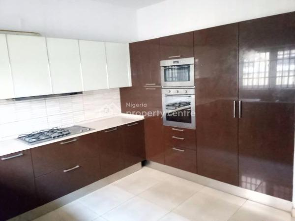 Exotic Serviced 4 Bedrooms Terraced Duplex with Pool, a Maids Room, Maitama District, Abuja, Terraced Duplex for Rent