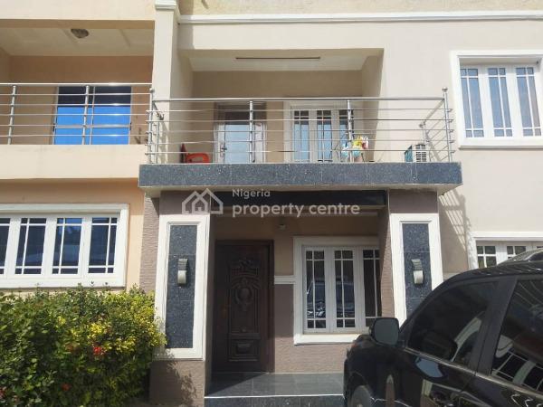 4 Bedroom Semi-detached House, Maitama District, Abuja, House for Sale