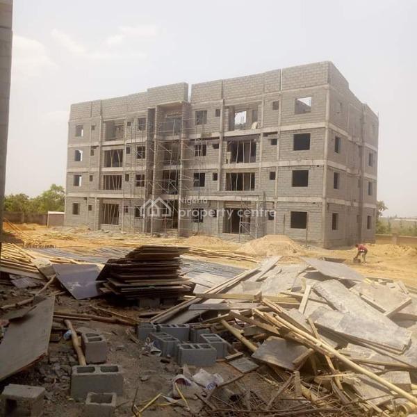 Houses in an Estate, After Zartech Wuye, Dakibiyu, Abuja, Block of Flats for Sale