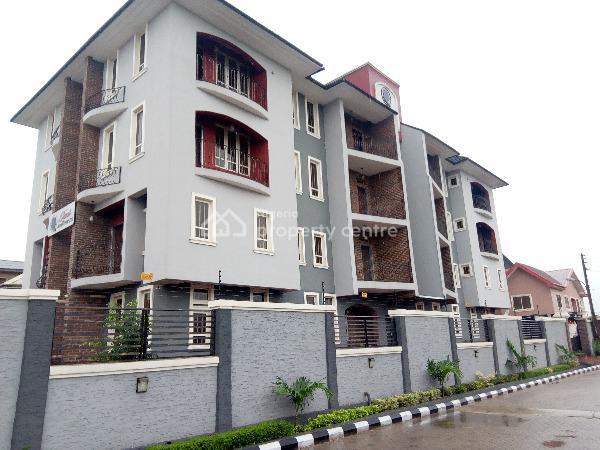 New Block of 7 Units of 3 Bedroom Flat + Bq Each Flat, a/c., Millennium Estate, Oke-alo., Gbagada, Lagos, Flat for Rent