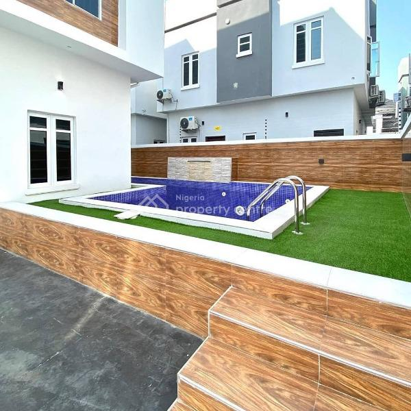Beautiful 5 Bedroom Detached Duplex with Gym and Swimming Pool, Ado, Ado, Ajah, Lagos, Detached Duplex for Sale