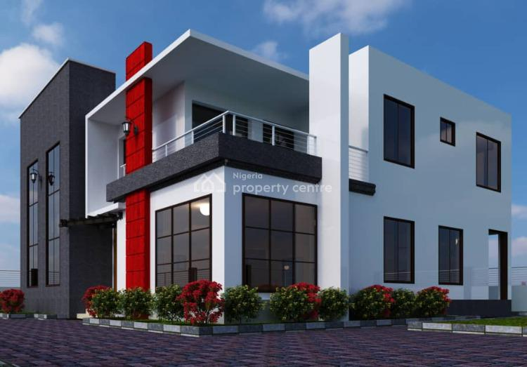 5 Bedroom Fully Detached Duplexes with Attached Bqs (off Plan), Through Ecowas Estate, Off Nura Imam Crescent., Katampe Extension, Katampe, Abuja, Residential Land for Sale