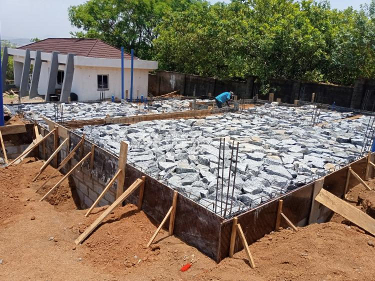5 Bedroom Fully Detached Duplexes (off Plan), Through Ecowas Estate, Off Nura Imam Crescent., Katampe Extension, Katampe, Abuja, Detached Duplex for Sale