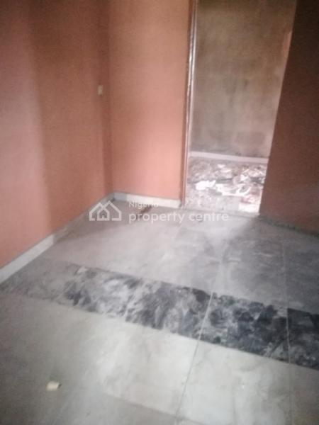 a Luxury Room and Parlour Self Contained, Upstairs with 2toilets, a Estate in Oke-ira, Ogba, Ikeja, Lagos, Mini Flat for Rent