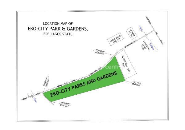Land, Along Lekki-epe Expressway,beside Alaro City,, Epe, Lagos, Mixed-use Land for Sale
