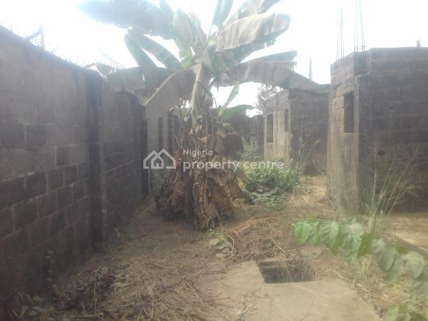 Selling! an Uncompleted Building, Olambe, Ifo, Ogun, Detached Duplex for Sale