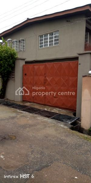 Decent 3 Bedrooms Up Flat , 3 Tenants to Share Compound, Ifako, Gbagada, Lagos, Flat for Rent
