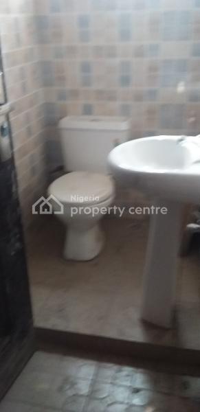 2 Bedroom Newly Built, Off St Finbars Road, Akoka, Yaba, Lagos, House for Rent
