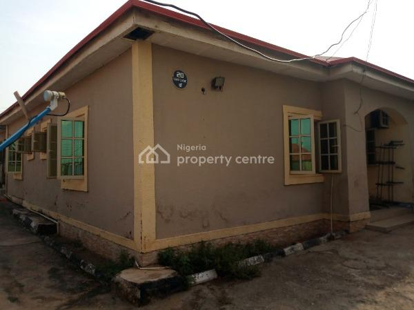 Nice 2 Bedroom Flat, Trademor:e  Estate., Lugbe District, Abuja, Semi-detached Bungalow for Sale