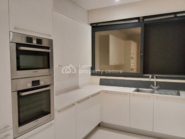 Luxury 3 Bedroom Terraced House with Maids Room, Banana Island, Ikoyi, Lagos, Terraced Duplex for Rent