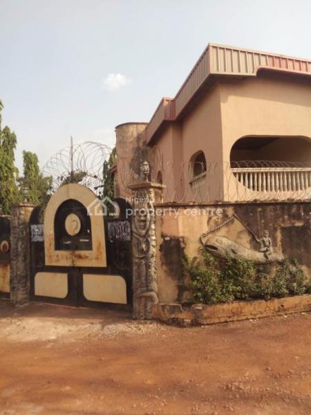 8 Bedroom Duplex with 3 Rooms Boys Quarters, Brown and Brown Areà, Independence Layout, Enugu, Enugu, Detached Duplex Joint Venture