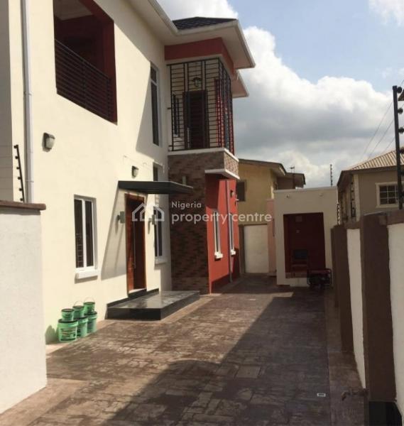 Exquisite 4bedroom Duplex with Bq, Harmony Estate Magodo Scheme, Gra, Magodo, Lagos, Detached Duplex for Sale