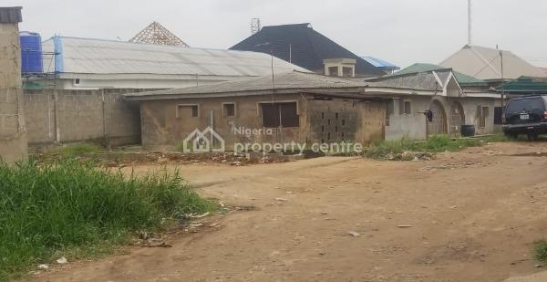 Half Plot. Big Half Plot,  Nice Location, Agboyi Road., Alapere, Ketu, Lagos, Residential Land for Sale