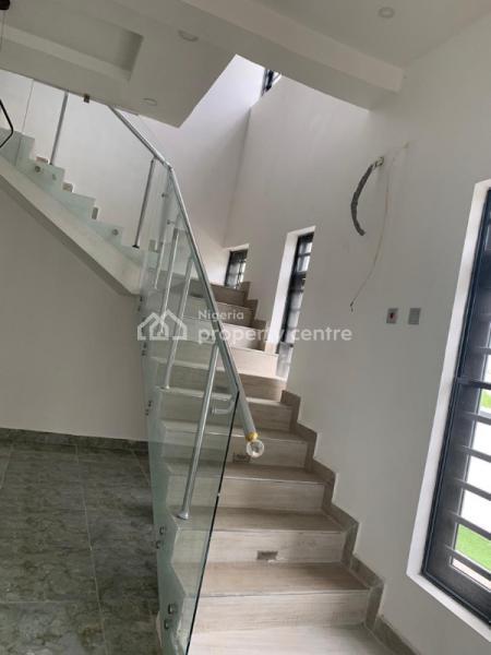 Brand New 4 Bedroom Fully Detached Duplex with a Bq, Orchid Road, Lekki Phase 1, Lekki, Lagos, Detached Duplex for Sale