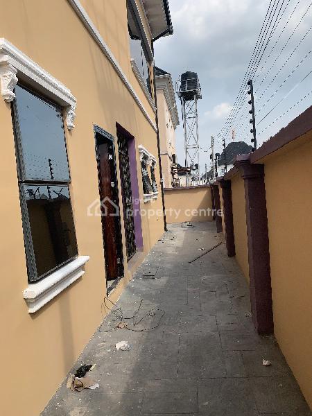 Luxury 4 Bedroom Duplex with a Room Bq, Naf Harmony Estate, Port Harcourt, Rivers, Detached Duplex for Rent