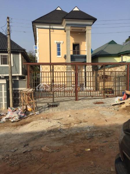 Newly Built of 2 Bedroom, Ebute Road, Ikorodu, Lagos, House for Rent