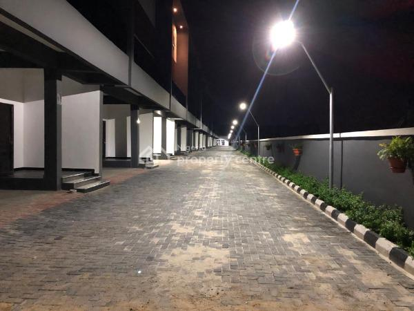 Furnished Today, Hot, Dont Look Pass This 4 Bedroom Newly Opened, Lekki Phase 1, Lekki, Lagos, Flat Short Let