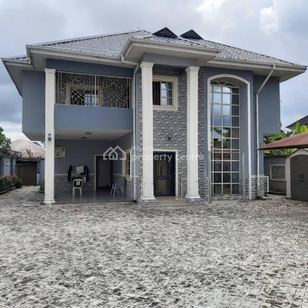 Executive and Tastefully Finished 5 Bedroom Detached Duplex, Osongama Estate, Uyo, Akwa Ibom, Detached Duplex for Rent