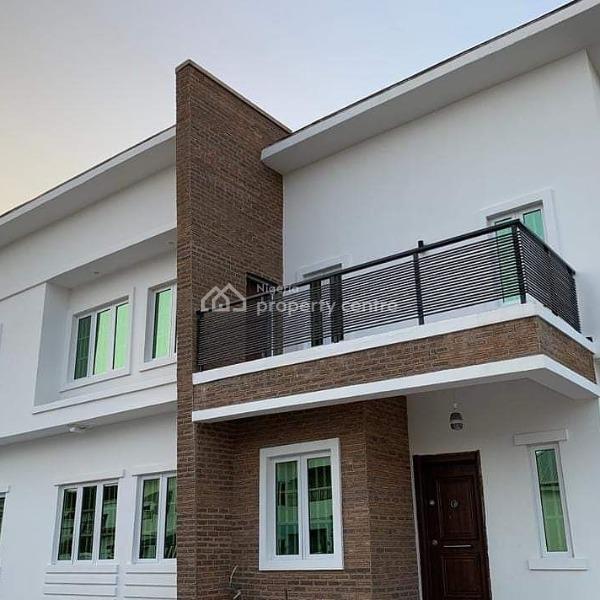 Nicely Finished 4 Bedroom Detached House, Lekki County, Ikota, Lekki, Lagos, Detached Duplex for Sale