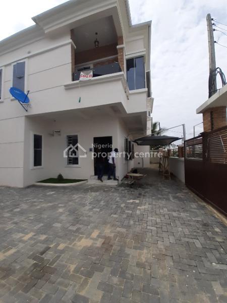 4 Bedroom Semi-detached  Duplex and One Bq, Ologolo, Lekki, Lagos, Semi-detached Duplex for Sale