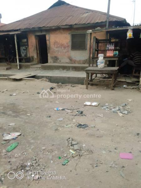 Land with Demolishable Bungalow, Off Branco Street, Mafoluku, Oshodi, Lagos, Residential Land for Sale