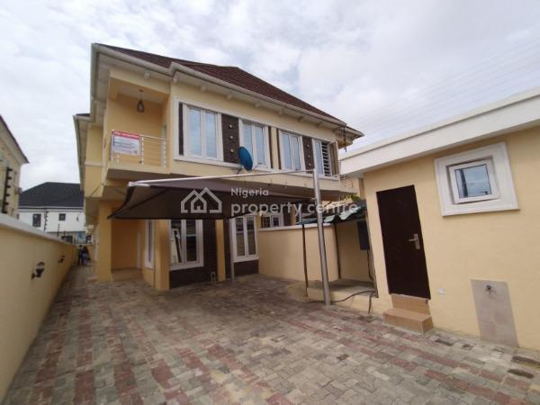 Beautiful 4 Bedrooms Semi Detached Duplex + Bq, Lekki Phase 2, Lekki, Lagos, Semi-detached Duplex for Rent