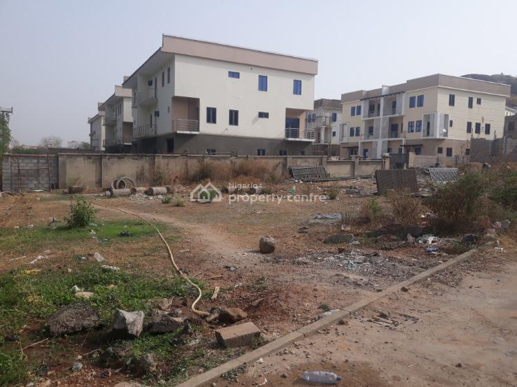 a Corner Piece Residential Estate Plot, Off Aminu Kano Crescent, Wuse 2, Abuja, Residential Land for Sale