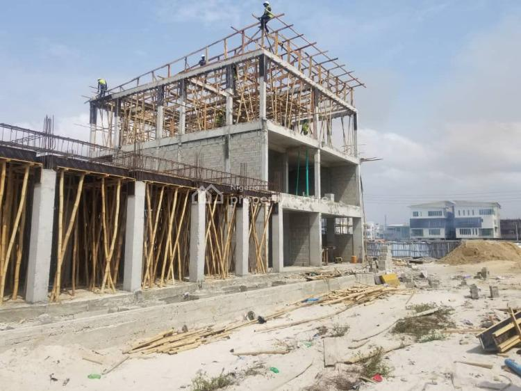 a Wonderful Estate in The Heart of The City  Pay Little to Own, Located in The Power State of Lagos(opebi Ikeja and Ikate Lekki Ph1)., Lekki, Lagos, Detached Duplex for Sale