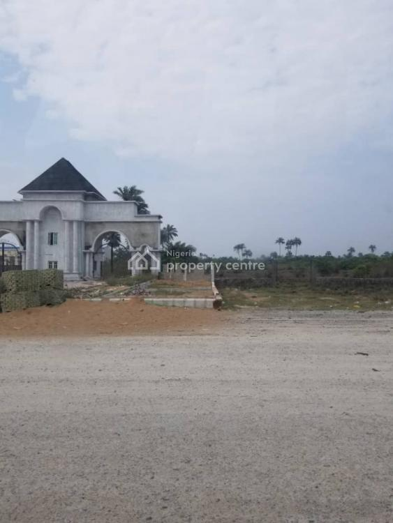 a Nice Estate with High Return on Investment(kingsmark Estate), Facing Coastal Line Along Free Trade Zone., Akodo Ise, Ibeju Lekki, Lagos, Residential Land for Sale