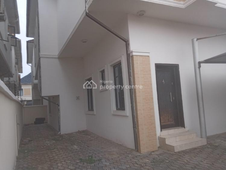 a Portable Bq with Access to Kitchen, 5 Street Estate, Osapa, Lekki, Lagos, Self Contained (single Rooms) for Rent