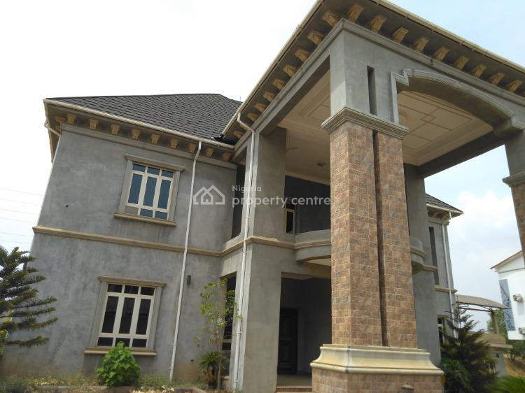 7 Room Fully Detached Duplex with 3 Units of 2 Bedroom Flats, Maitama Sule Street, Asokoro, Asokoro District, Abuja, Detached Duplex for Sale