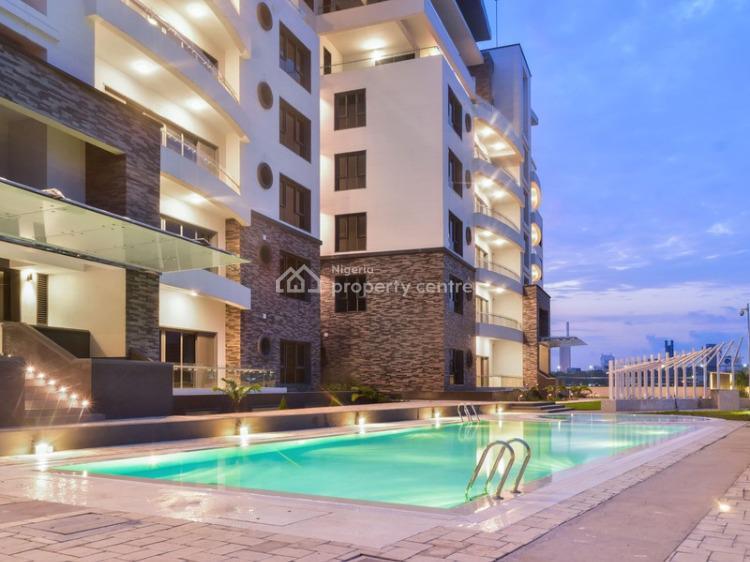 Apartment Block, Victoria Island (vi), Lagos, House for Rent