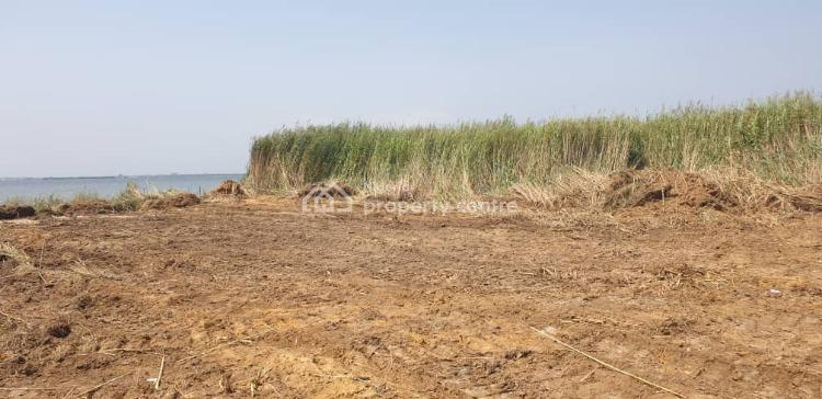 Water Front Land, Along Badore Road Before Nnpc Filling Station, Badore, Ajah, Lagos, Mixed-use Land for Sale