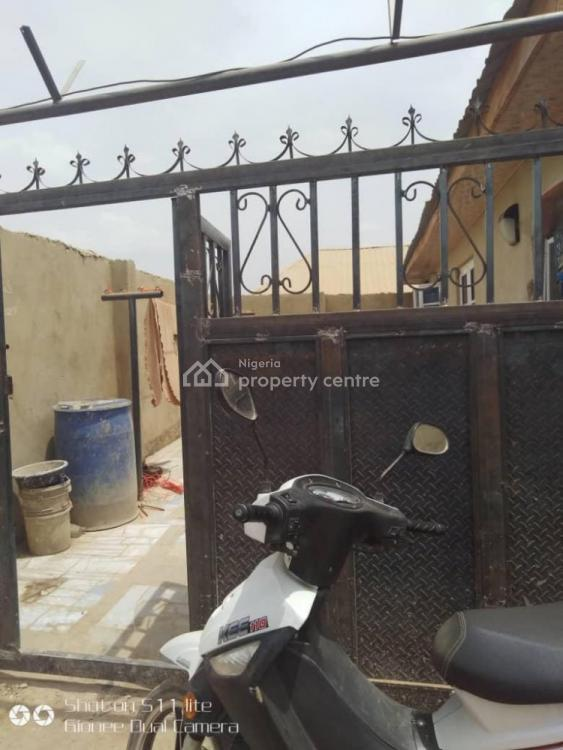Newly Built 2 Bedroom Bungalow in a Nice Environment, Berger, Lugbe District, Abuja, Semi-detached Bungalow for Sale