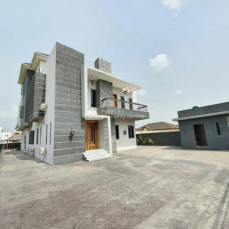Epic 6 Bedroom Detached Duplex, Osapa, Lekki, Lagos, Detached Duplex for Sale