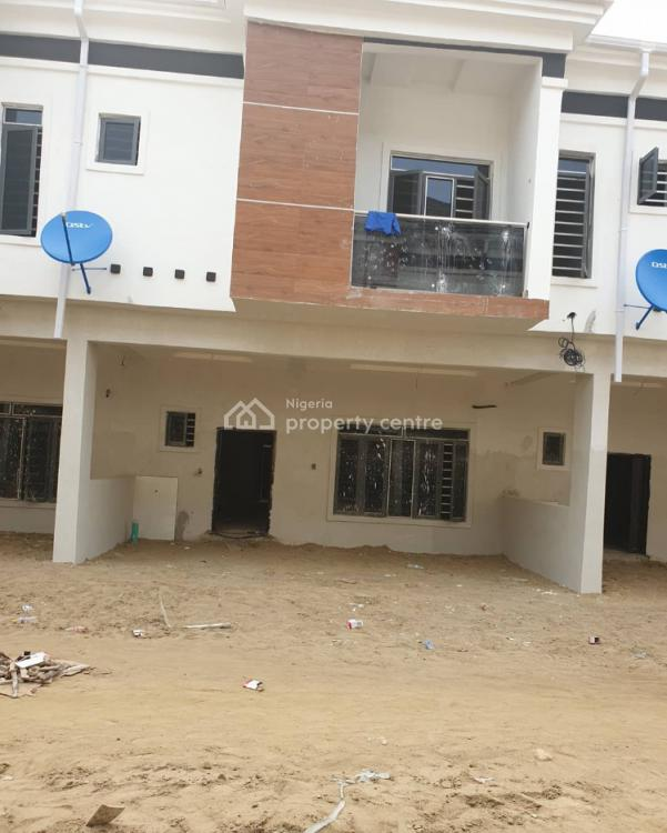 4bedroom Duplex with Swimming Pool,gym and 24hrs Power, Chevron, Lekki Expressway, Lekki, Lagos, Terraced Duplex for Sale