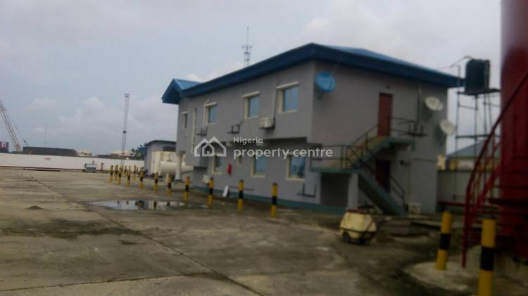 Functional Tank Farm, Naval Dock Yard, Apapa, Lagos, Tank Farm for Sale