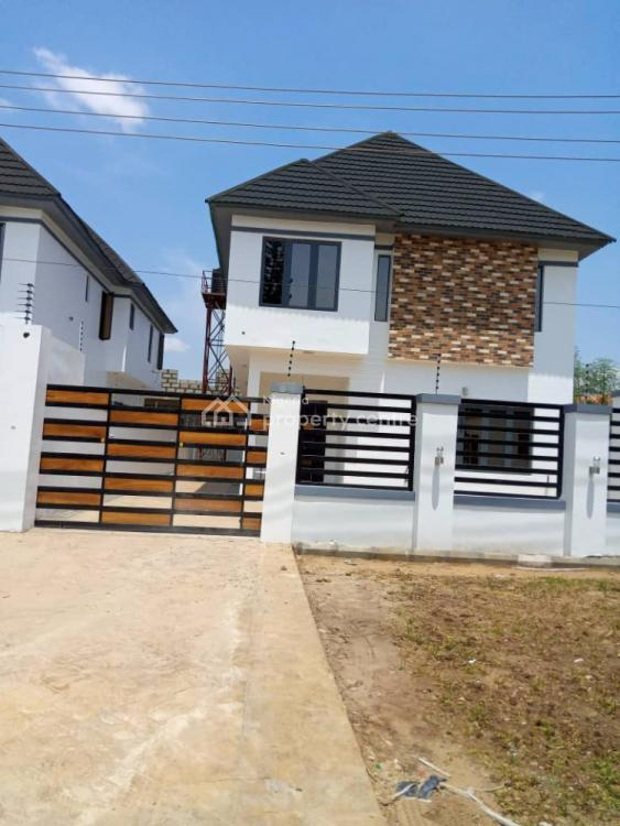 Super Fine 4 Bedroom Fully Detached Duplex with a Maids Room, Omole Phase 2, Ikeja, Lagos, Detached Duplex for Sale