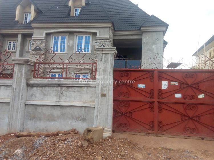 Luxury 4 Bedroom Duplex with a Penthouse, Gra By Golf Club, Gra, Enugu, Enugu, Semi-detached Duplex for Sale