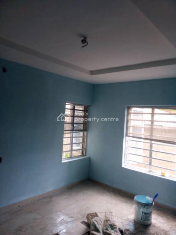 Luxury Newly Buit 2 Bedroom Flat, Aina Ajayi Estate, Ekoro, Oke-odo, Lagos, Flat for Rent