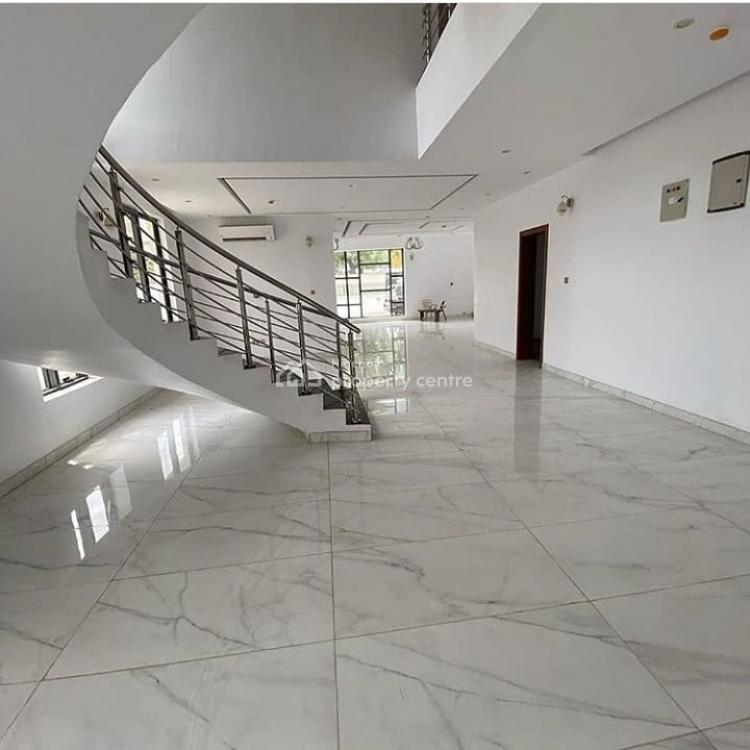 5 Bedrooms Contemporary Detached Duplex with World Class Designs, Off Bourdilon, Ikoyi, Lagos, Detached Duplex for Sale